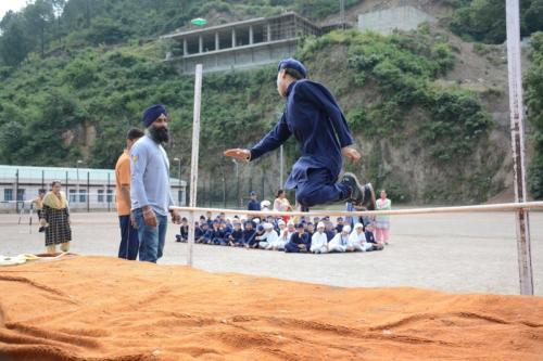 Athletics (Long Jump  High Jump finals) (2)