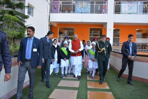His Excellency, the  Governor of Himachal Pradesh, Acharya Dev Vrat  visited Baru Sahib (10)