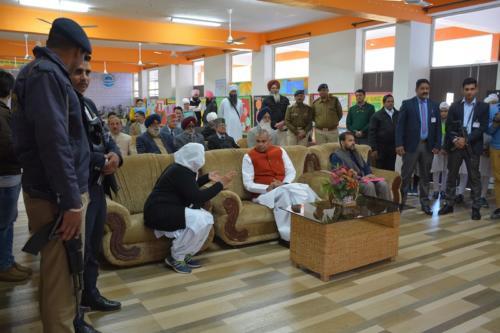 His Excellency, the  Governor of Himachal Pradesh, Acharya Dev Vrat  visited Baru Sahib (7)
