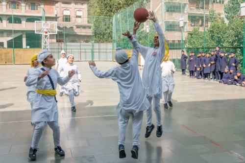 Inter- House Basket Ball Match (1)