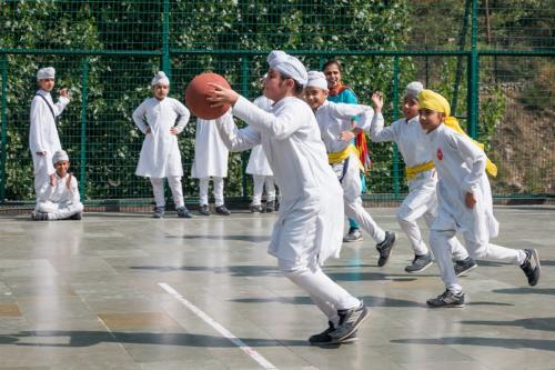 Inter- House Basket Ball Match (2)