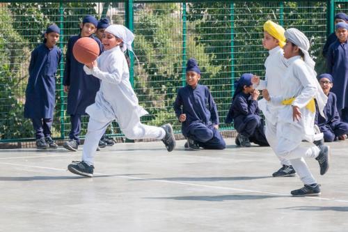 Inter- House Basket Ball Match (3)
