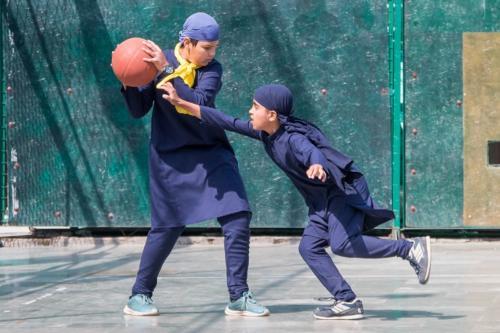 Inter- House Basket Ball Match (5)