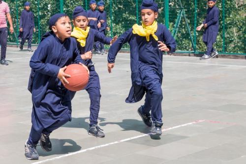 Inter- House Basket Ball Match (6)