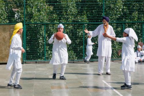 Inter- House Basket Ball Match (7)