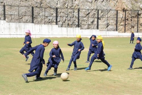 Inter-house football Match (3)