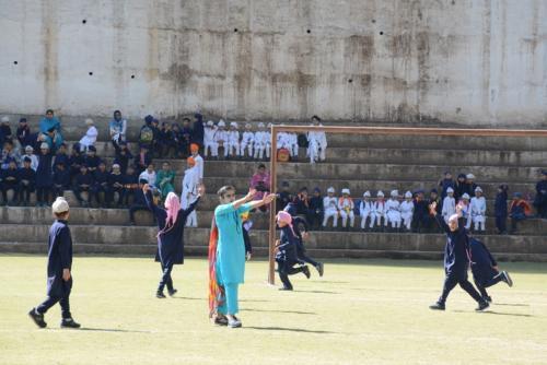 Inter-house football Match (4)