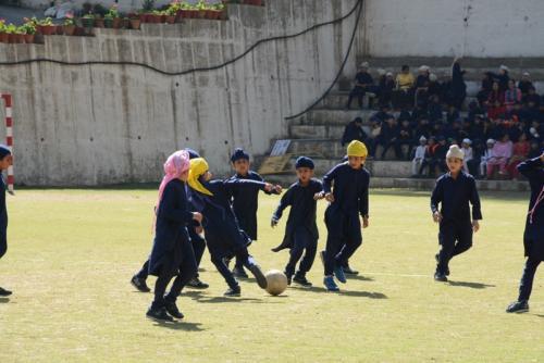 Inter-house football Match (5)