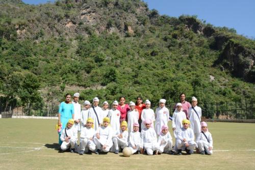 Inter-house football Match (7)