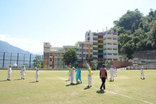 Inter-house football Match (8)