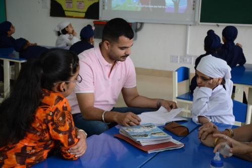Parent Teacher meeting (1)