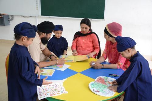 Parent Teacher meeting (2)