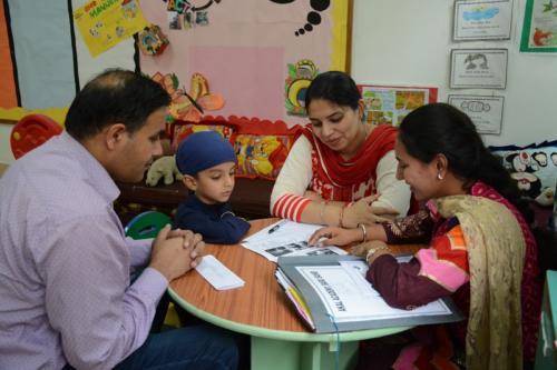 Parent Teacher meeting (3)