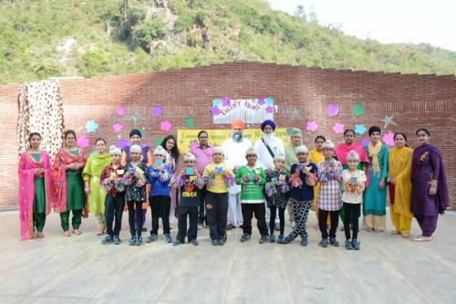 Talent Hunt was held on 06 April 2019 (8)
