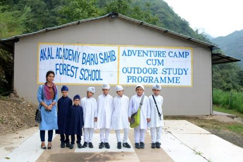 Forest School Visit