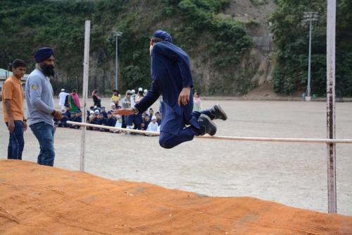 Athletics (Long Jump  High Jump finals) (1)