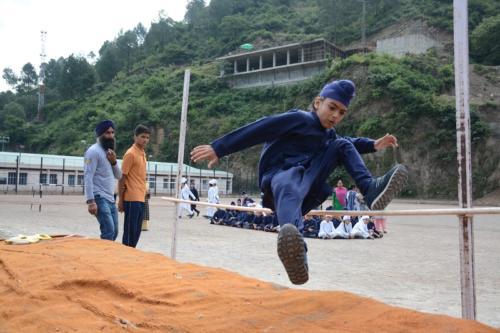 Athletics (Long Jump  High Jump finals) (3)
