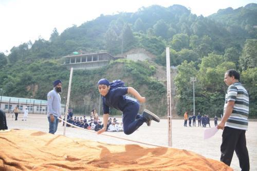 Athletics (Long Jump  High Jump finals) (4)