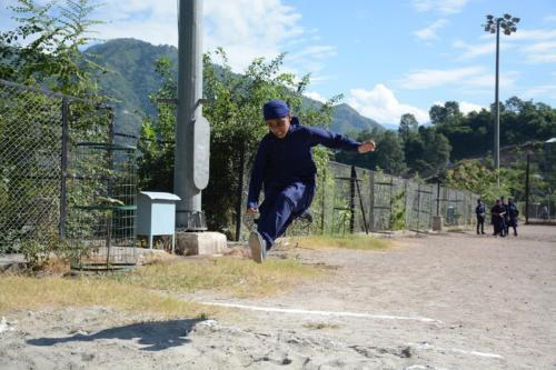 Athletics (Long Jump  High Jump finals) (7)