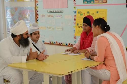 Parents teacher meeting (2)