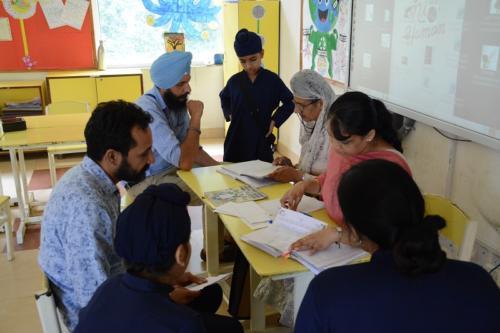 Parents teacher meeting (5)