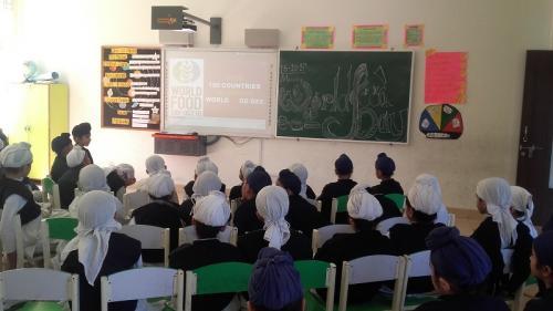 Video Watch - World Food Day