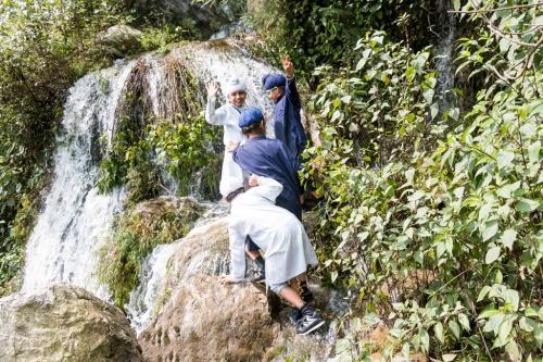 Visit of Natural Resources